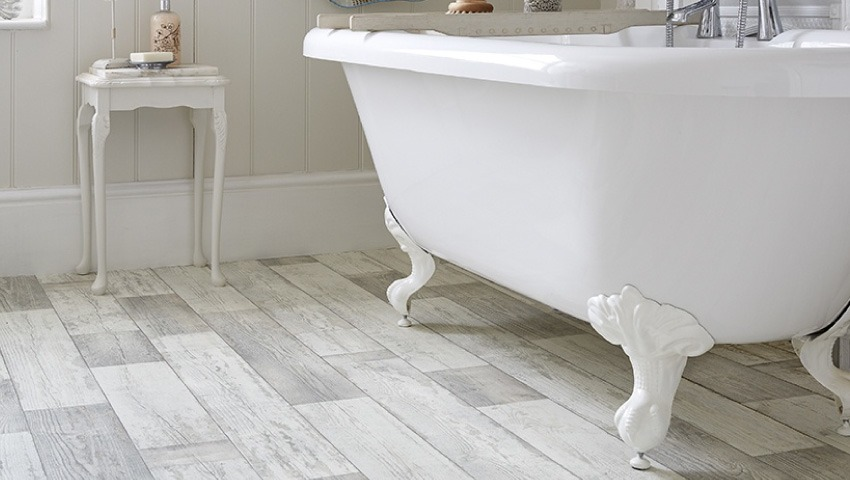 Choose from a wide selection of vinyl flooring